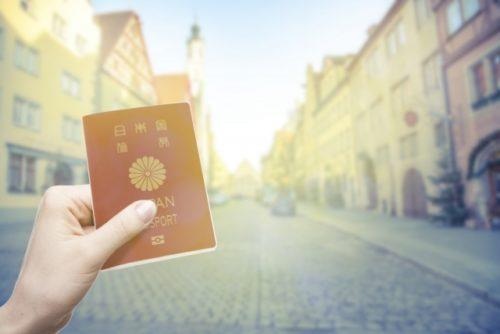 パスポートの受け取りに必要なものは?