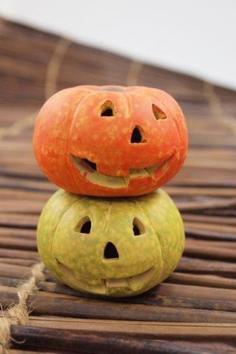例2)かぼちゃサラダ