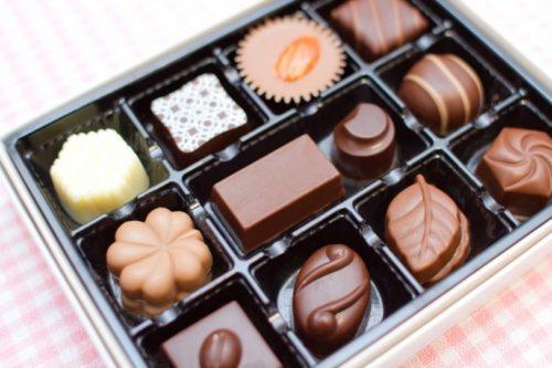 フランス旅行お土産チョコレート