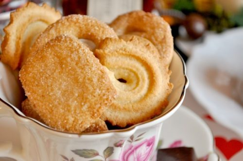 フランス旅行お土産クッキー