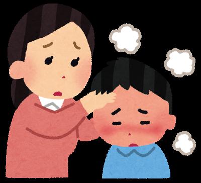 子供の発熱への対処法は?詳しい方法を4つご紹介します!