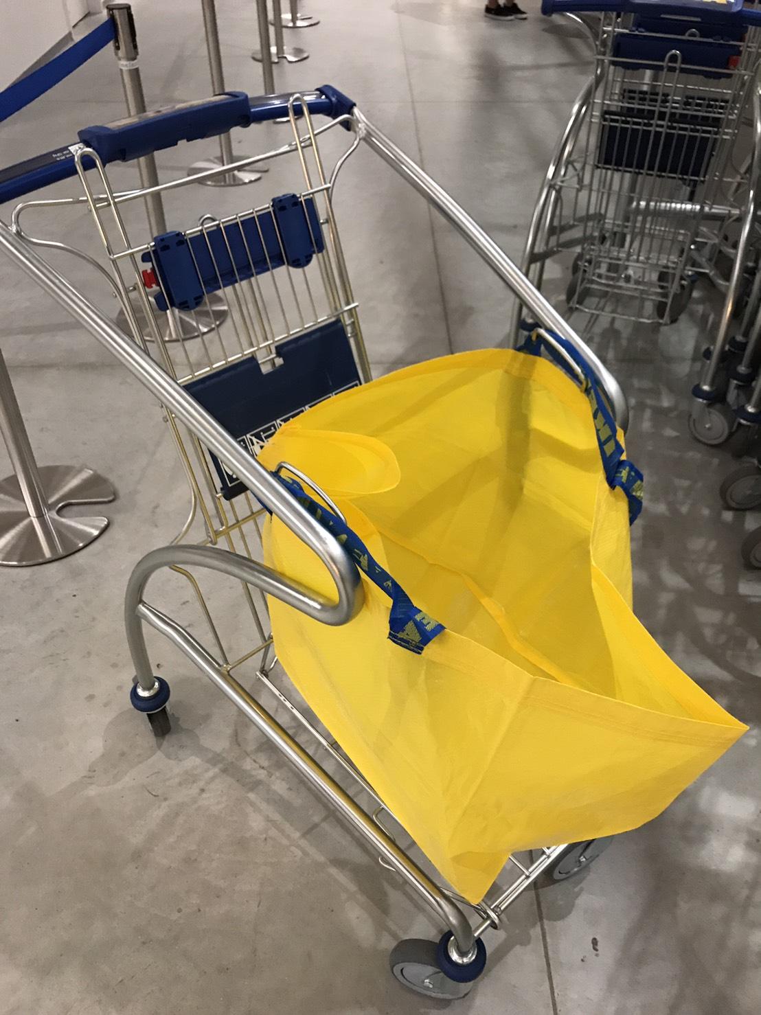 IKEA長久手店舗の回り方