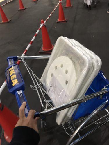 IKEA長久手 会計後
