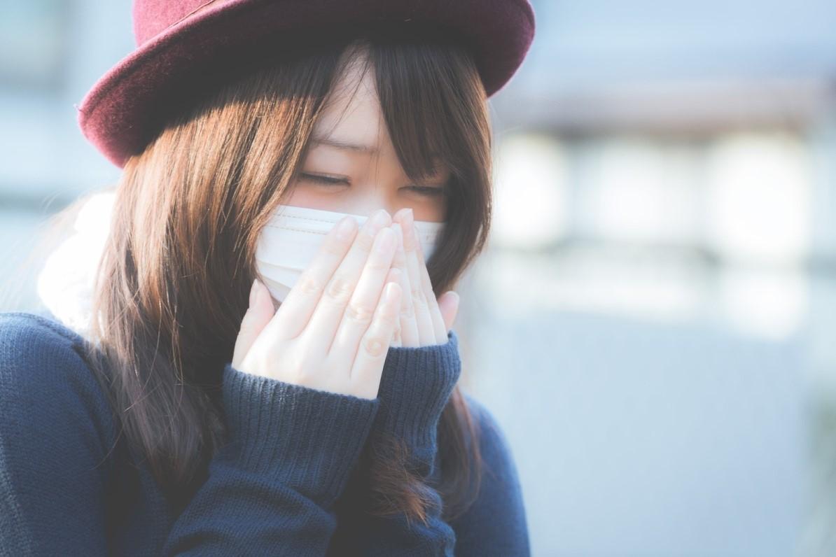 インフルエンザの予防にはマスクがよいのか?