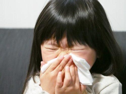 子供がインフルエンザの検査を受ける時は?