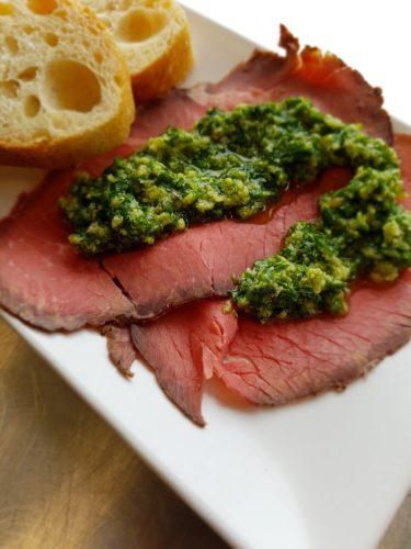 おせちのローストビーフ 簡単に作れるレシピは?