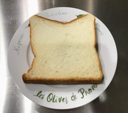 食パンのケーキ
