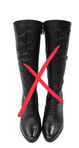 卒園式の靴 ブーツはダメなの?