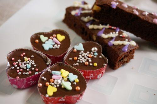バレンタインのチョコ 簡単に手作りできるものは?