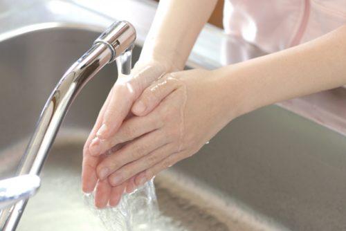 手洗い方法