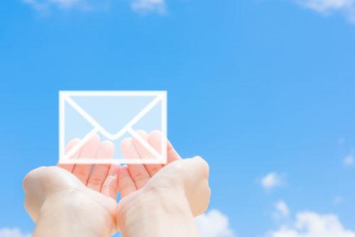 手紙の折り方 長方形はどんな風になる?