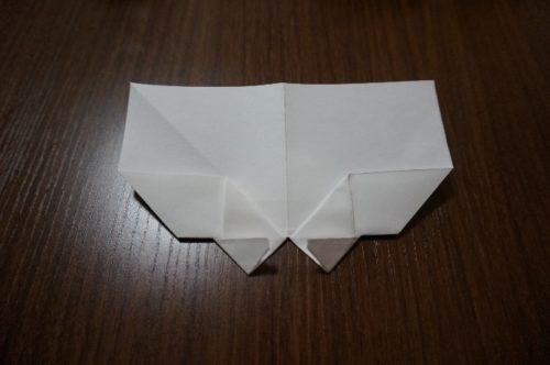 ハート長方形23