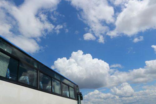 あいち航空ミュージアム バスはどこで降りるの?