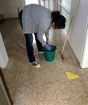 大掃除のコツはまず順番から!
