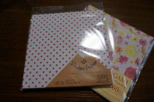 千代紙&折り紙