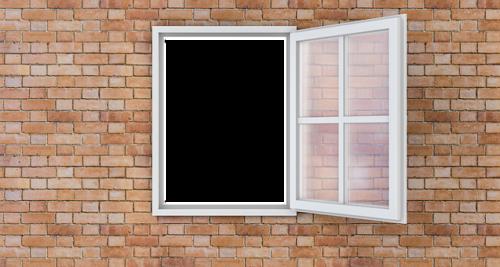 窓ガラスの掃除にはスクイジーを使え!