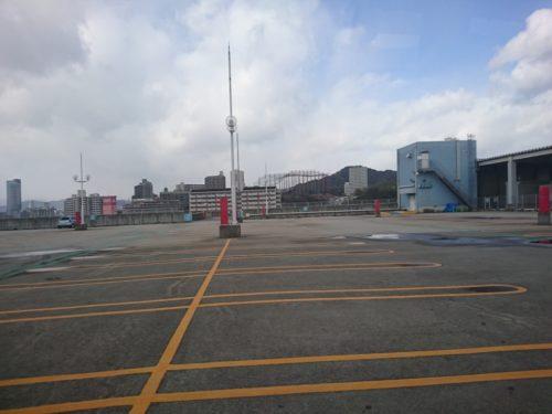 イオンモール広島府中の駐車場はどんな感じ?