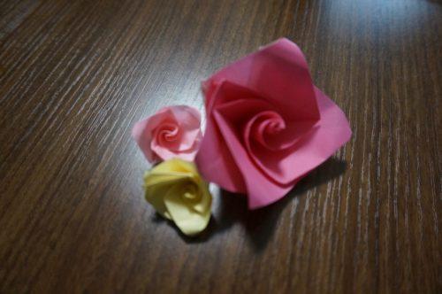 花の折り方って難しいの?どこを気を付ければいい?