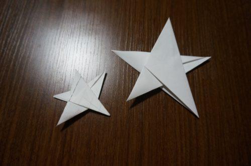 手紙の折り方 星は?詳しい作り方を図解で解説!