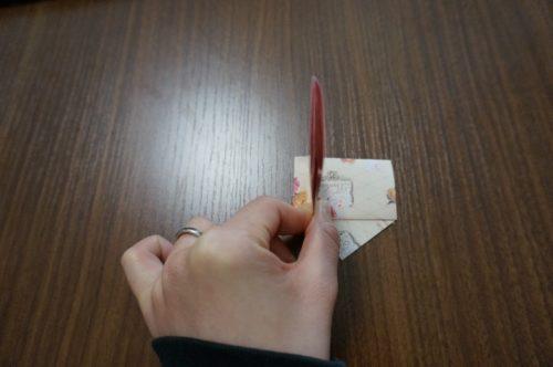 リボン正方形13