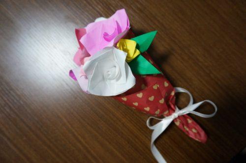 折り方 花束を作るには?