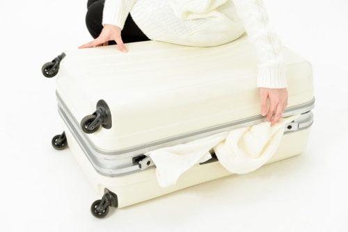 旅行のパッキングでのコツはこの4つ!