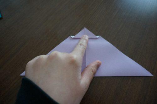 ケーキの折り方8
