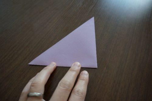 ケーキの折り方2