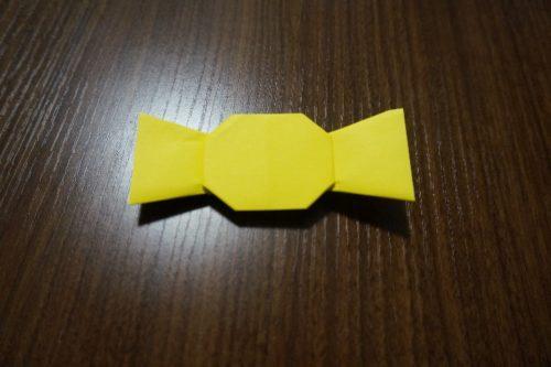 キャンディの折り方16