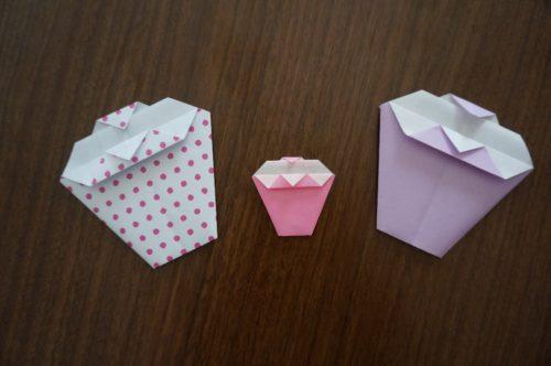 手紙の折り方 ケーキは?詳しい作り方を図解で解説!