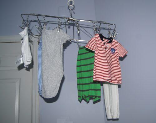 梅雨の洗濯物 風呂場に干すときの注意点は