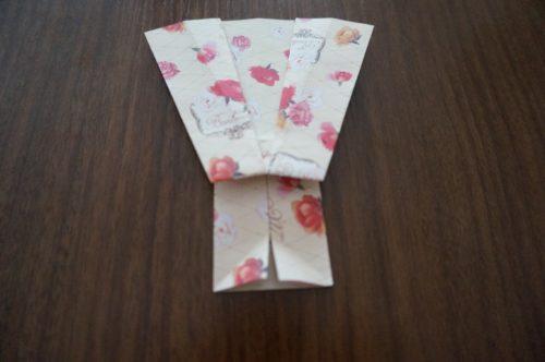 ドレスの折り方17-4