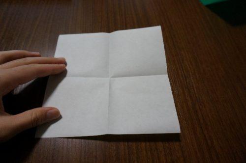 キャンディの折り方2-2