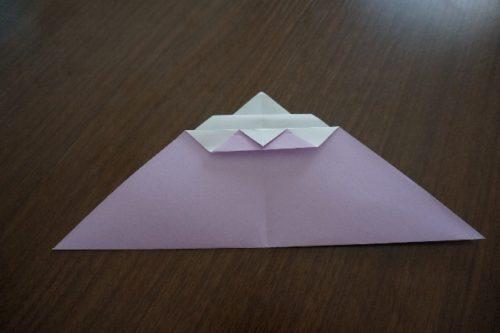 ケーキの折り方9