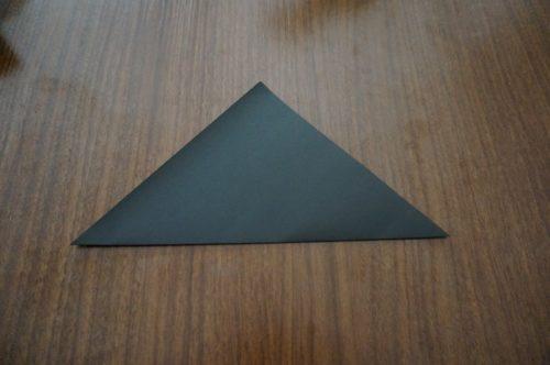 ミッキーの頭の折り方2
