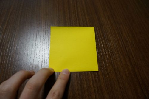キャンディの折り方2