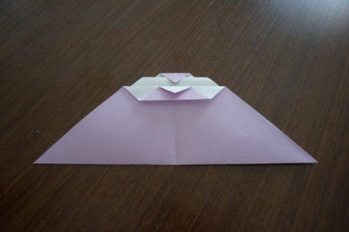 ケーキの折り方10