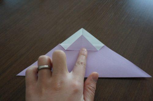 ケーキの折り方5