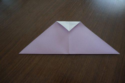 ケーキの折り方7