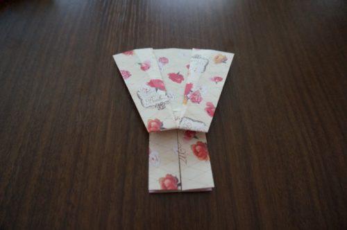 ドレスの折り方16