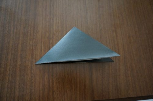 ミッキーの頭の折り方3
