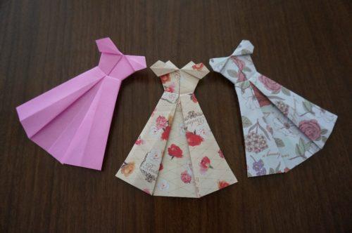 ディズニー ドレスの折り方は?詳しい作り方を図解で解説!