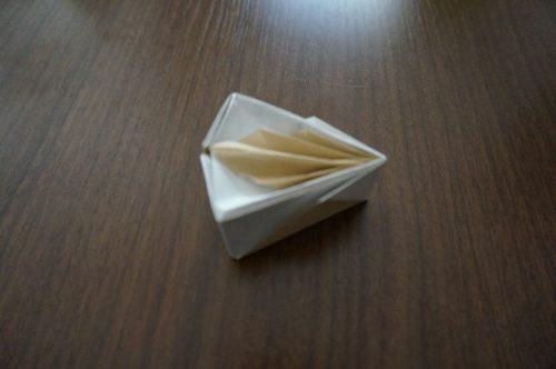 立体的なケーキ26