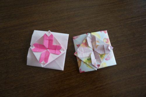 手紙 桜の折り方 桜は?詳しい作り方を図解で解説!