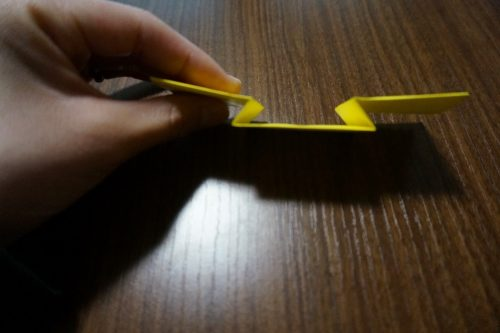 キャンディの折り方8-2