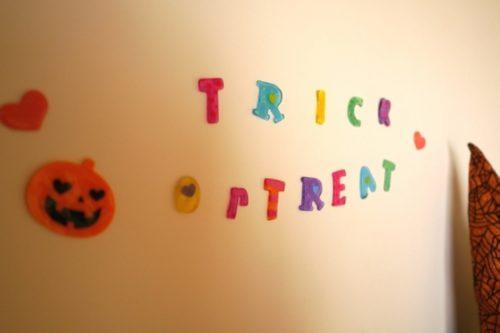 ハロウィンの飾り付け 手作りで簡単にできるものはこの3つ!