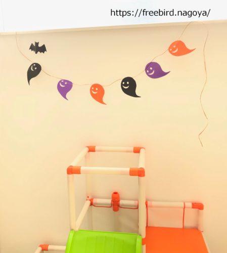 ハロウィンのガーランドは折り紙で!簡単にできる手順を紹介!