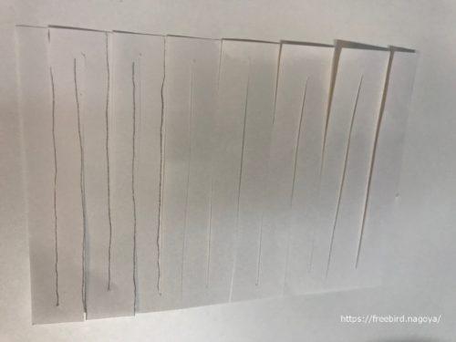モールの紐の作り方
