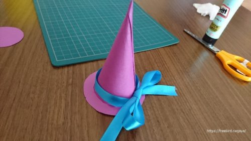 魔女の帽子