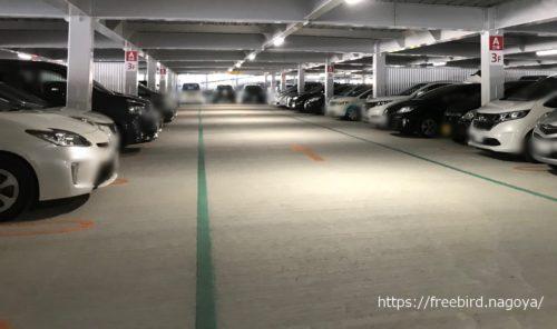 ららぽーと名古屋みなとアクルスの駐車場は?停めたときのこと